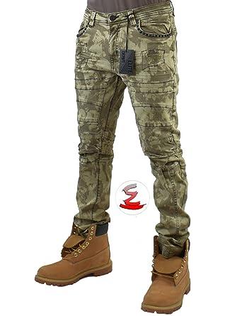 8e95d8ab Elite Premium Denim Warrior 4948 Men's Jeans at Amazon Men's ...