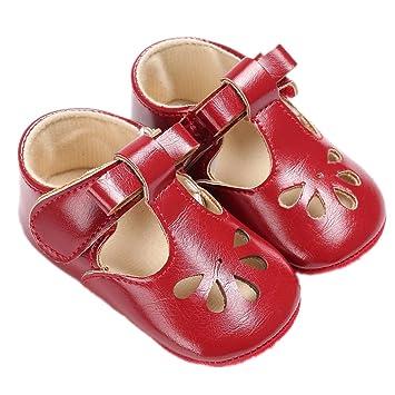 Zapatos de Bebé, Morbuy Unisexo Zapatos Bebe Primeros Pasos Verano ...