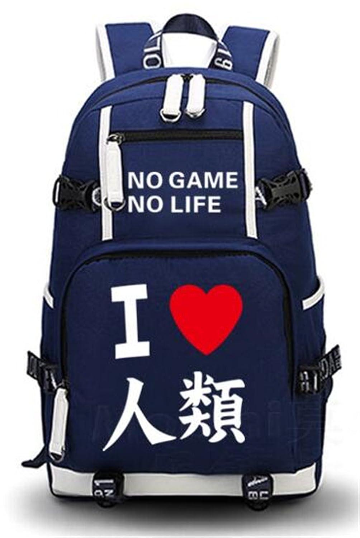 YOYOSHome Anime No Game No Life Cosplay Handbag Cross-body Bag Messenger Bag Tote Bag Shoulder Bag