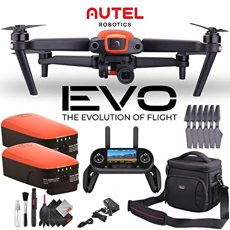 Autel Robotics EVO Quadcopter + Combo de batería Extra: Amazon.es ...