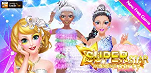 Superstar Makeup Party by LiBii