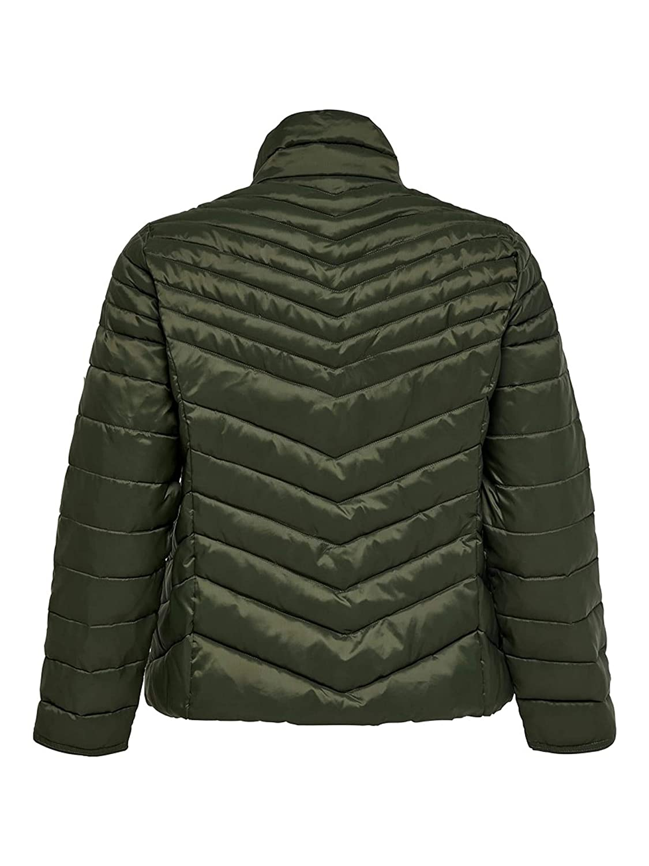 ONLY Carmakoma Cardemi AW Nylon Jacket Otw Giacca Donna