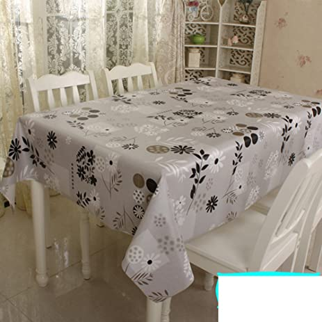 Elegant Pvc Table Cloth/[waterproof],anti Oil Tablecloth/plastic Tablecloth/