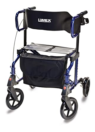 Amazon.com: Lumex HybridLX - Silla de ruedas y transporte ...