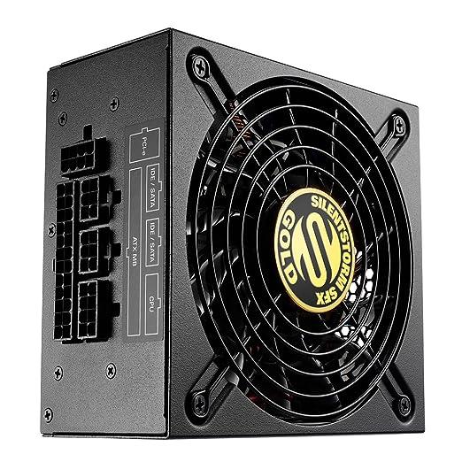 4 opinioni per Sharkoon SilentStorm SFX Gold 500W 500W SFX Black power supply unit- power