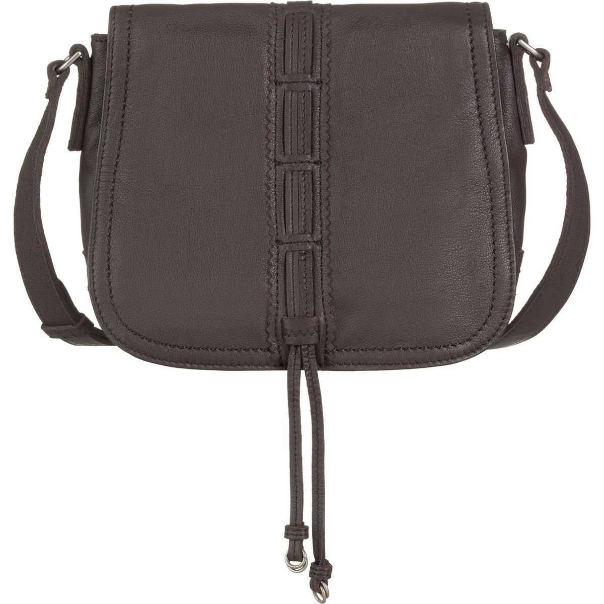 Liebeskind Berlin Women's Huntsville Leather Saddle Bag Eagle Brown by Liebeskind Berlin