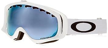 Masque Crowbar White Oakley De Skisnowboard Mixte AdulteMatte c4Lq5Rj3A