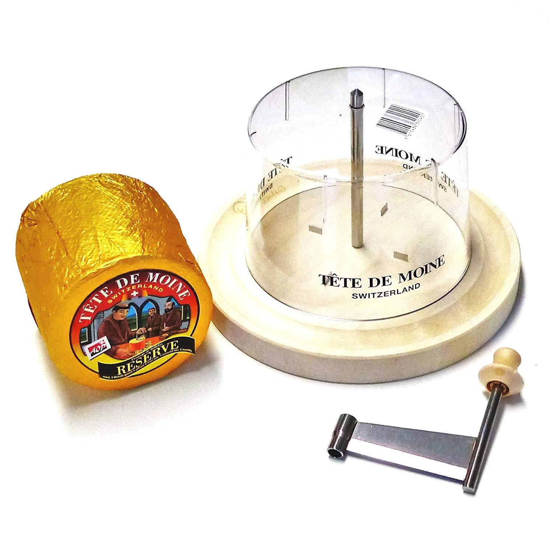 Compra Girolle Original Swiss Made Set Rebanador de Queso Tete de ...