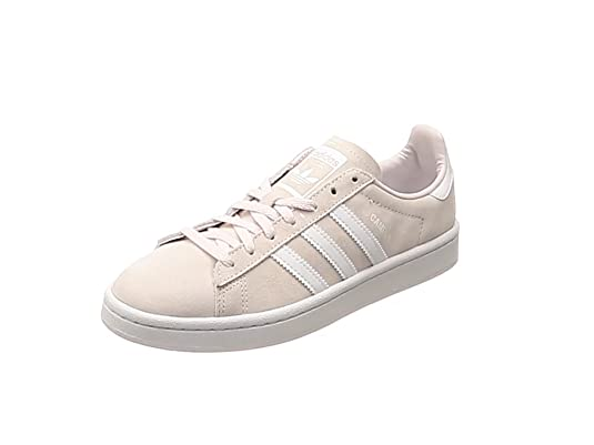sports shoes f4684 aaed1 adidas Damen Campus W Basketballschuhe Mehrfarbig (Orctinftwwhtcrywht) 36 2 3  EU