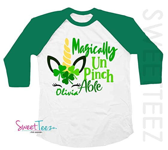 66b4c38c0 Image Unavailable. Image not available for. Color: Personalized St  Patrick's Day Shirt ...