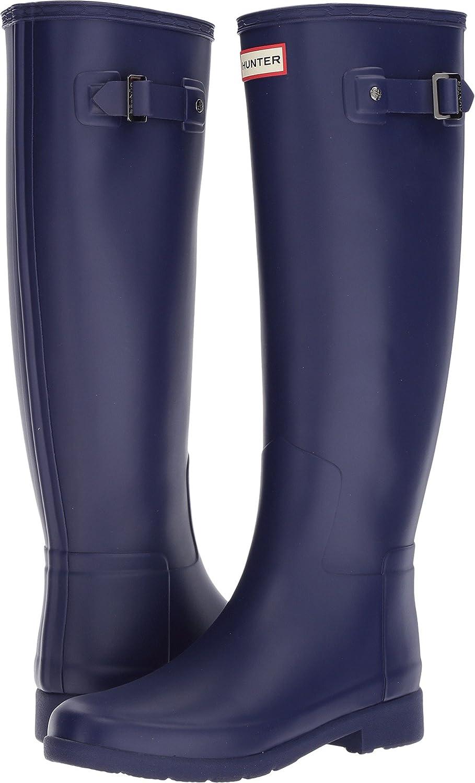 Hunter Womens Original Refined Tall Matte B074QSXBSQ 7 B(M) US|Neptune