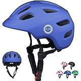 XJD Toddler Helmet Kids Bike Helmet Child Multi-Sport Adjustable Helmet for Kids Ages 2-8 Years Old Boys Girls Baby Infant He