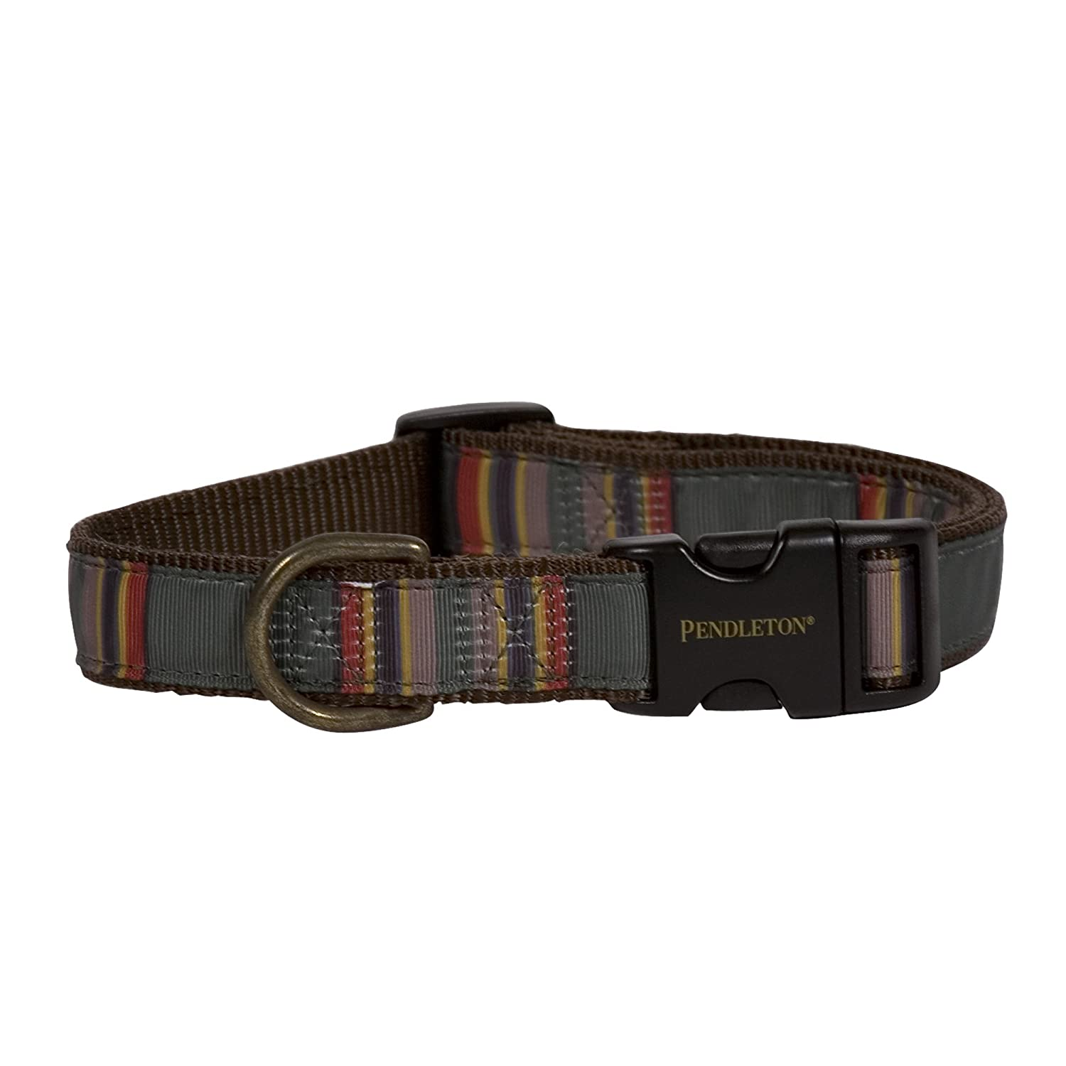Heather Green Small Heather Green Small The Pendleton Collection Yakima Hiker Dog Collar