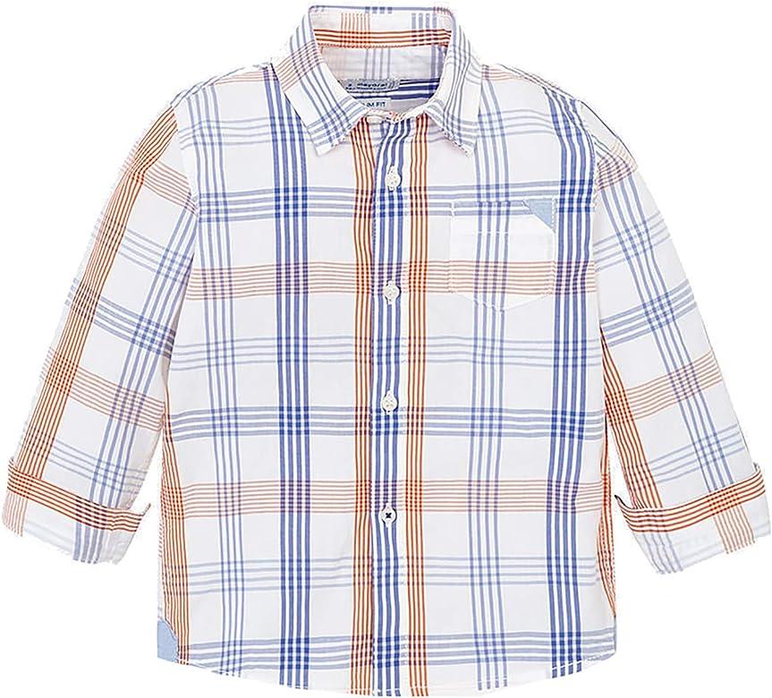 Mayoral 29-03141-034 - Camisa para niño 6 años: Amazon.es: Ropa y accesorios