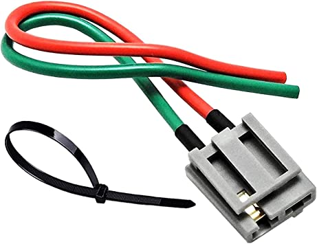 Amazon.com: Xislet HEI Distributor Pigtail Wire Harness Tachometer Pigtails  12v Power & Tach Connector Plug Compatible with RV Chevy GM HEI 170072:  Automotive   Chevy 350 Tach Wiring      Amazon.com