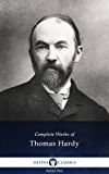 Delphi Complete Works of Thomas Hardy (Illustrated) (English Edition)