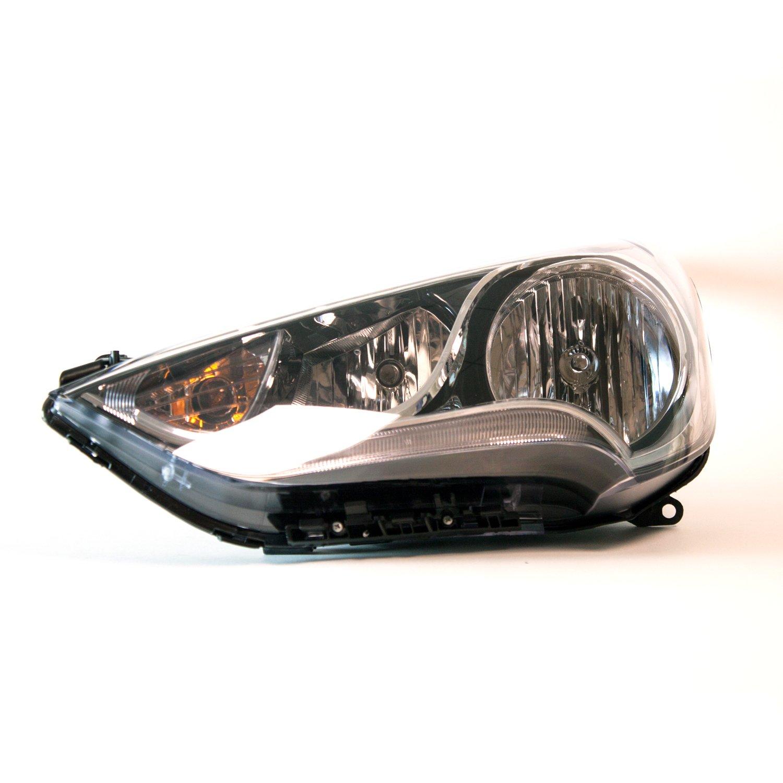 CPP PTM hy2502168 NSF linterna frontal izquierda Asamblea compuesto para 12 - 15 Hyundai Veloster: Amazon.es: Coche y moto