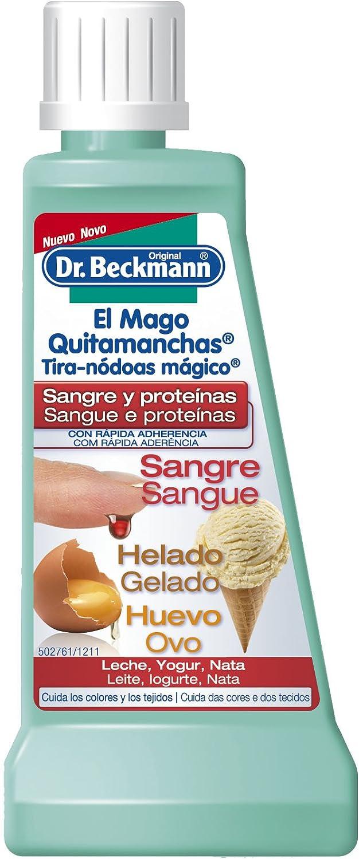 Beckman - Quitamanchas sangre leche beckman 50 ml