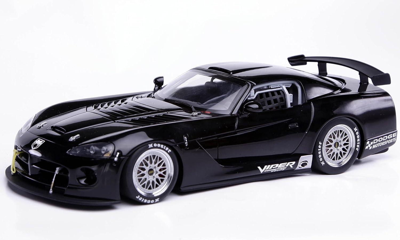 AUTOart 1/18 モータースポーツシリーズ ダッジ バイパー コンペティション '04 プレーンボディ (ブラック) 完成品 B000HHAKSI