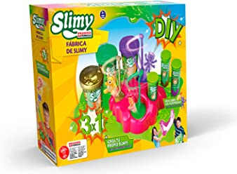 Slimy Mega Elastic 140g with Singing /& Glowing LED Ball Yellow Pink or Green NEW