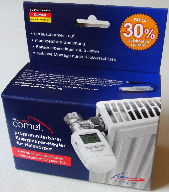 Regulador de energia Sparmatic Comet: Amazon.es: Bricolaje y ...
