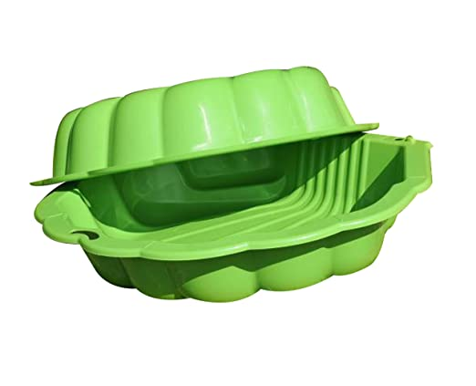 24 opinioni per New Plast SB1327- Sabbiera Piscinetta Doppia in Plastica Shell