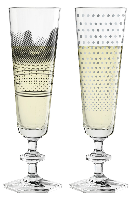 Set Ritzenhoff Next Champagne Double Champagne Flutes Lawrance Neri Hu | 35200023520004Collection Spring 2017