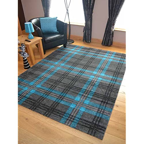 Tartan Rugs For Living Room: Amazon.co.uk