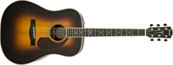 Fender PM-1 Paramount Deluxe Dreadnought Acoustic Guitar