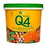 Vitax 4.5Kg Q4 Fertiliser