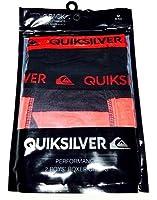 QUIKSILVER Boys Boxer Briefs 2 Pair Size M/8-10