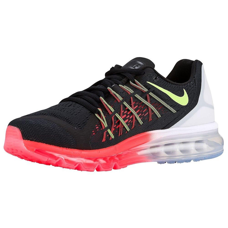 Nike Men's Air Max 2015 Running Shoe (8.5, Black/Volt/White/Hot Lava):  Amazon.ca: Shoes & Handbags