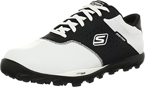 Skechers Mens Golf Shoes White Weiss