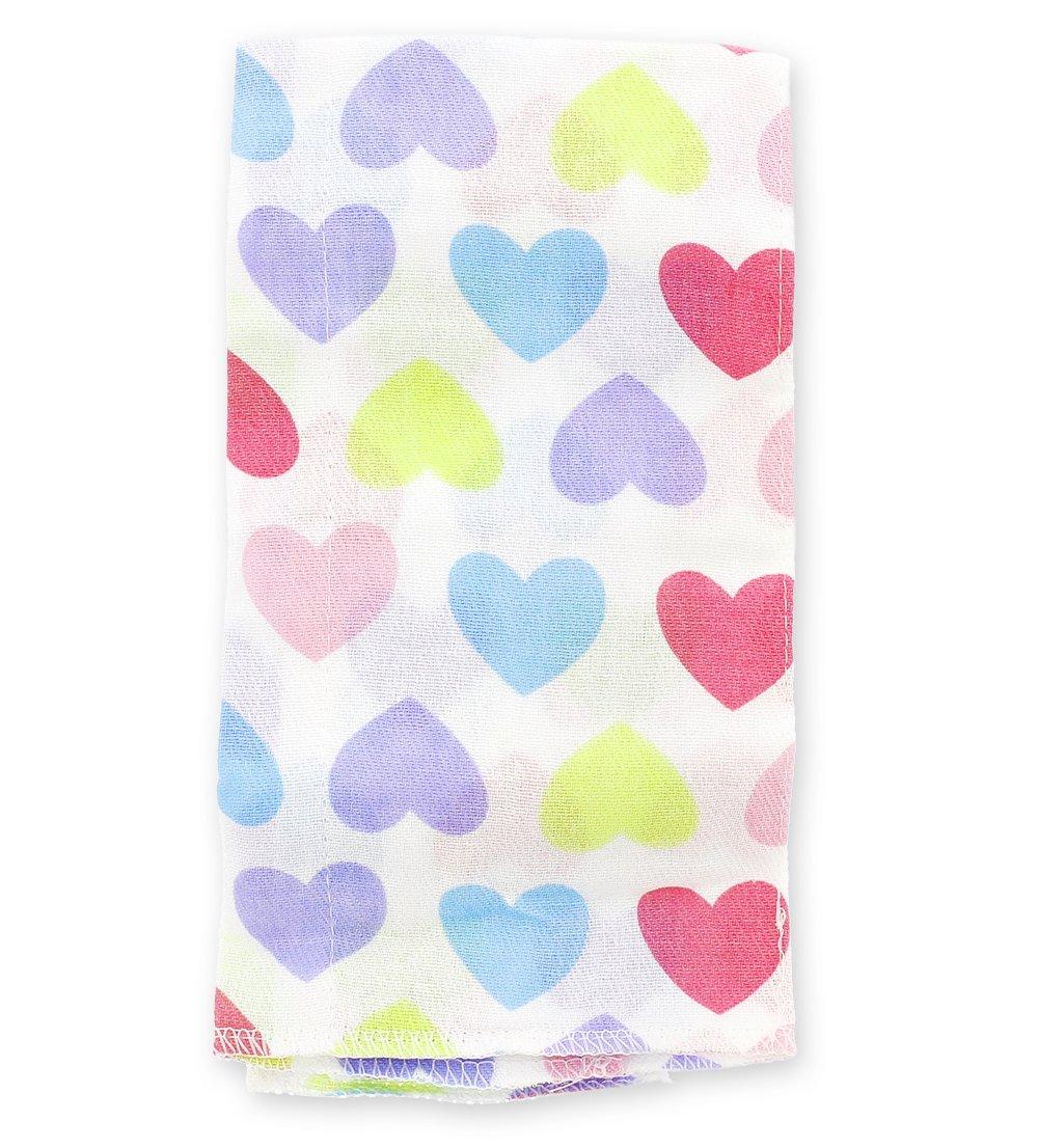 Amazon.com: Gerber Girl Prefold pañal de impresión Paños ...