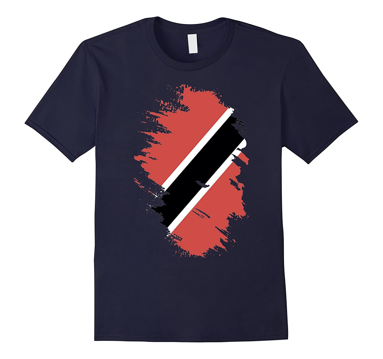 Flag of Trinidad and Tobago T Shirt National tee-TH