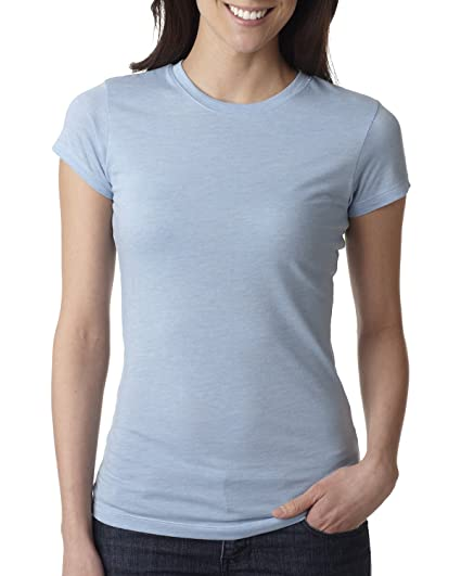 d7389d810b8c9 Women's cotton/polyester t-shirt. at Amazon Women's Clothing store ...
