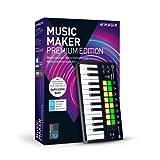 MAGIX Music Maker – 2018 Performer Edition – Musik machen mit Audiosoftware und USB-Pad-Controller