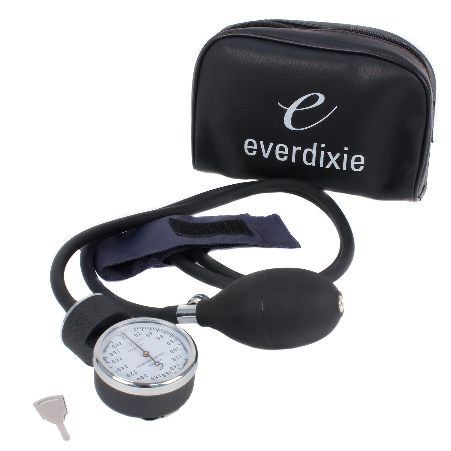 Ever Ready First Aid Aneroid Sphygmomanometer Blood Pressure Cuff - Infant Size by Ever Ready First Aid