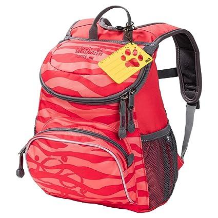 Jack Wolfskin Kids' backpack Little Joe one size red