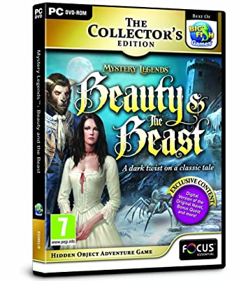Mystery Legends: Beauty and the Beast - The Collector's