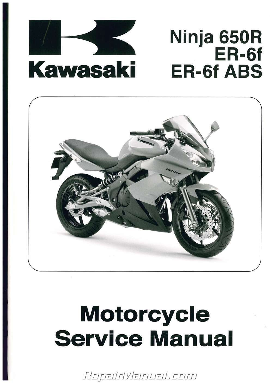 ... Array - 99924 1419 01 2009 kawasaki ex650c ninja 650r service manual rh  amazon com