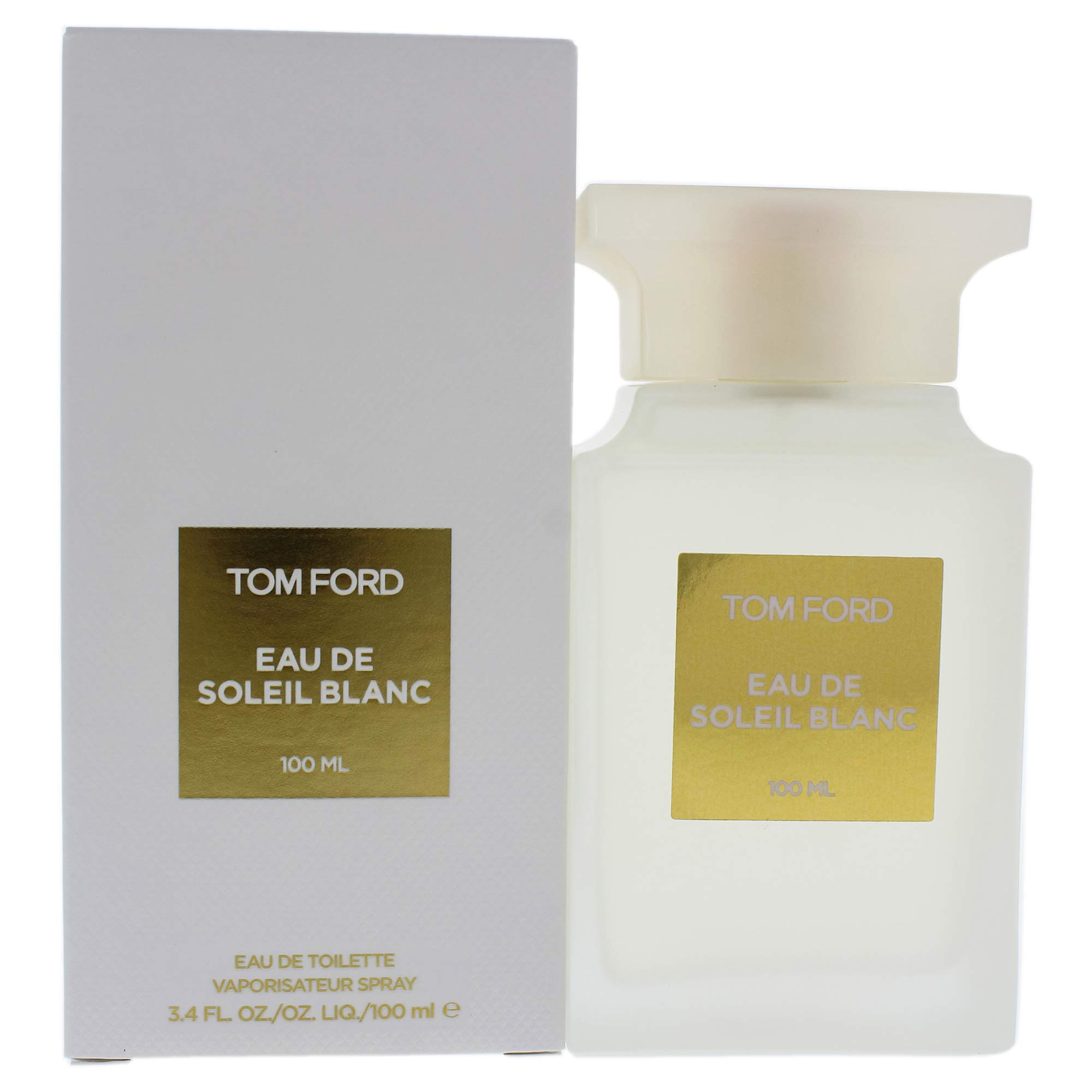 Tom Ford Eau de Soleil Blanc Spray, 3.4 Ounce by Tom Ford
