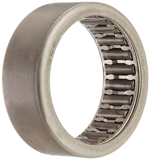Dynamic Load 17500N 12800N Static Load 5 Pieces SCE1210 Needle Roller Bearings Open end of Drawn Cup 1 inch Outside Diameter 5//8 inch Width 3//4 inch Inside Diameter