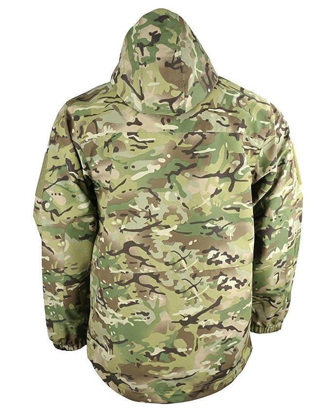 6924db602c66d Military Forces BTP Camouflage Pattern Unisex Defender Kom-Tex Smock:  Amazon.co.uk: Clothing