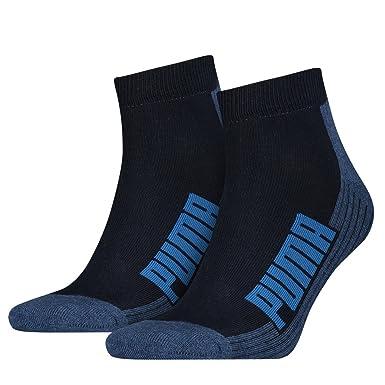 0eb74f189 PUMA® Unisex Cushioned Quarter Socks - Pack of 4: Amazon.co.uk: Clothing