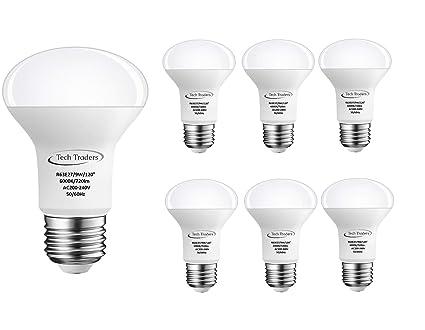Bombillas LED E27 para reflector R63, incandescentes de 90 W equivalentes a bombilla LED de bajo ...