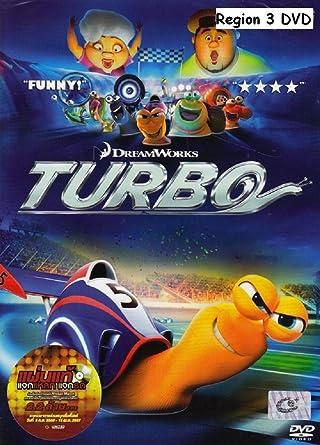 Turbo - Language : English, Thai, Cantonese, Mandarin, Vietnamese