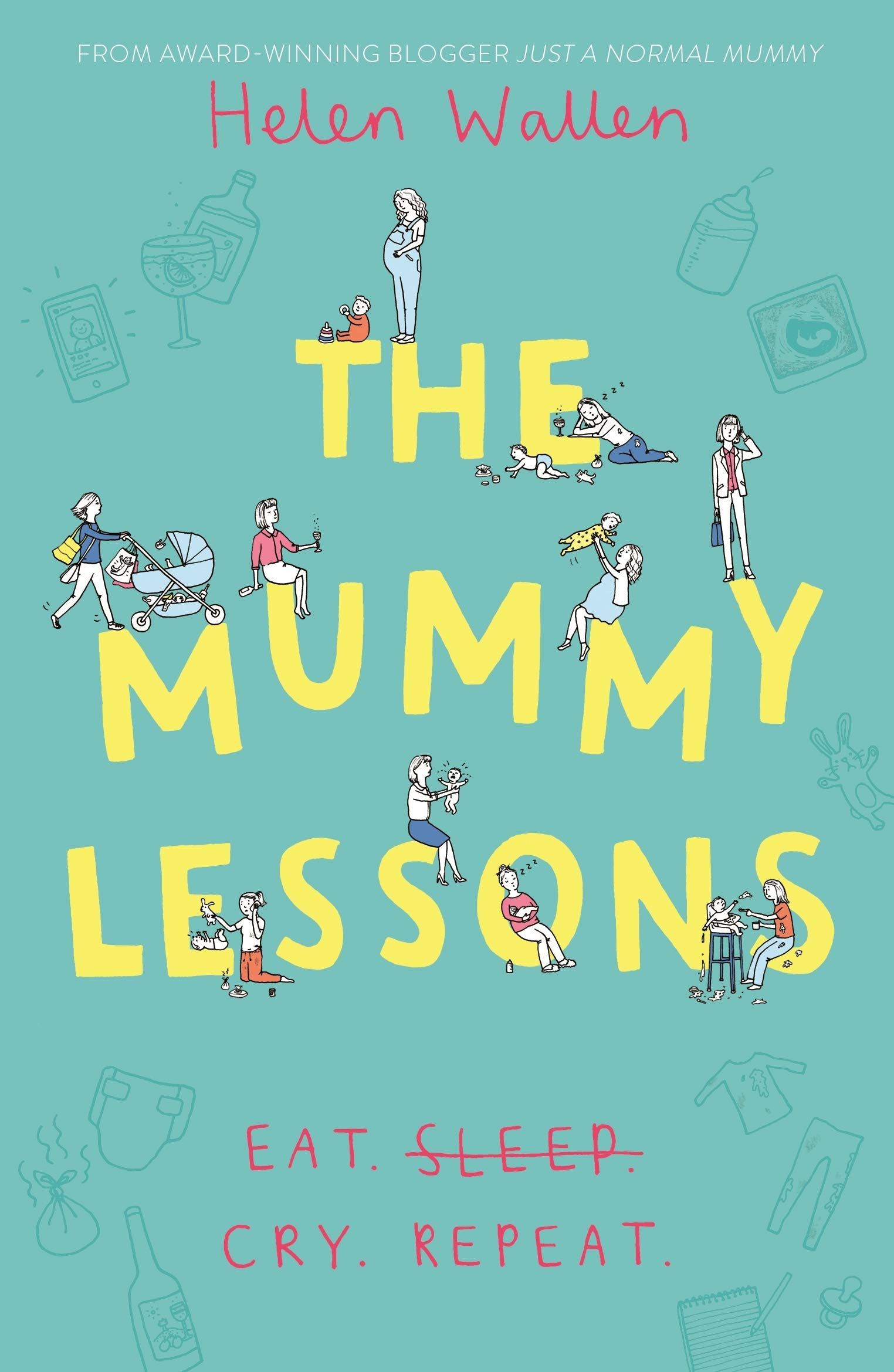 The Mummy Lessons: The laugh-out-loud novel for all