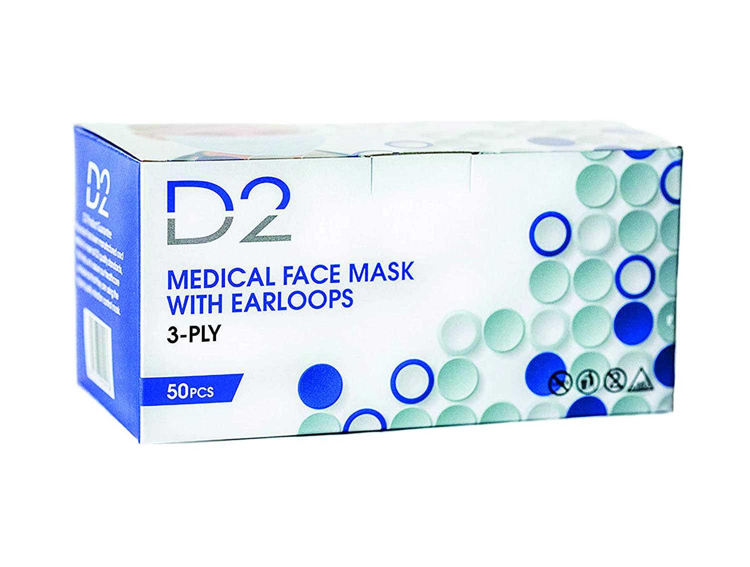 d2 surgical mask