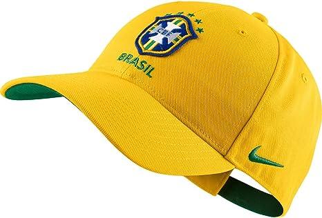 Nike Gorra Brasil 2014: Amazon.es: Deportes y aire libre